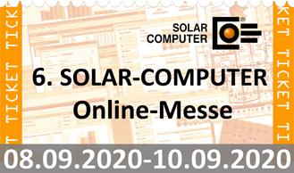 SOLAR-COMPUTER ONLINE MESSE